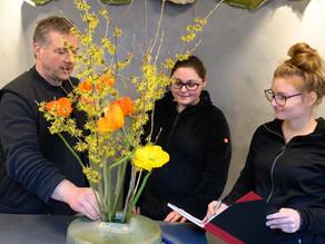 Two in One, endlich ein Studiengang für die Floristen