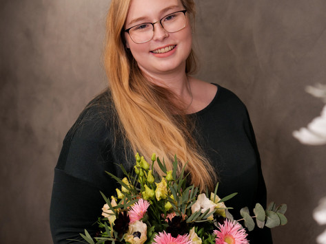 Ramona Kohout der neuste Zugang der Geschäftstelle stellt sich vor