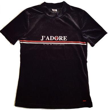 חולצת קטיפה S   CASTRO