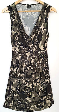 שמלת גופיה צבאית L I CASTRO