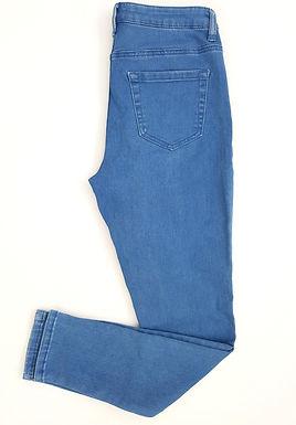ג'ינס בגזרה גבוהה מאוד M I FOREVER21