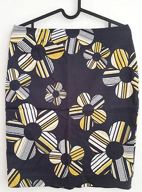 חצאית פרחים משגעת M I RVL