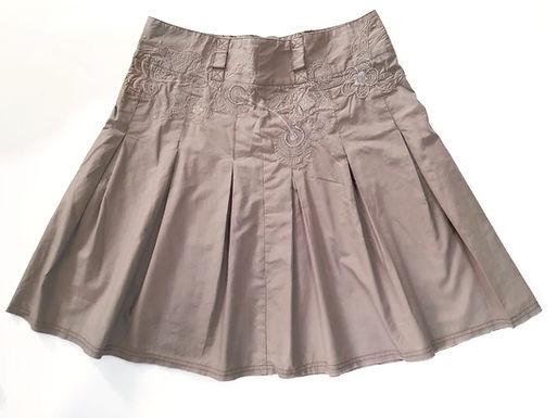 חצאית קפלים M I RENUAR