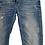 Thumbnail: ג'ינס ישר עם קרעים M I MNG