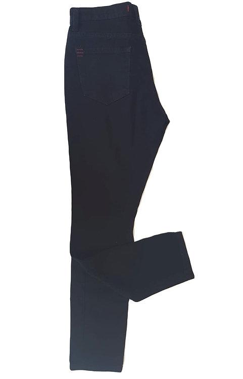 ג'ינס בגזרת סיגר גבוהה S | BDG