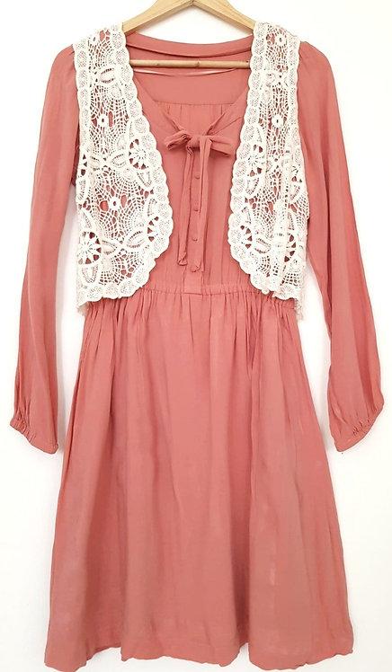 שמלה בסגנון רטרו M I TAMNOON