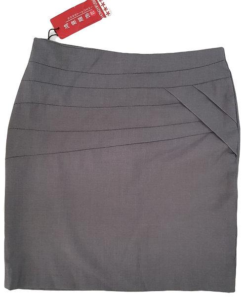 חצאית מחויטת בסטייל M I HONGYIFUSHI