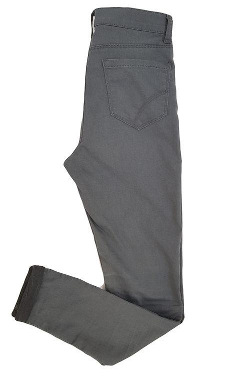 ג'ינס גבוה אפור עכבר S I TWENTYFOURseven