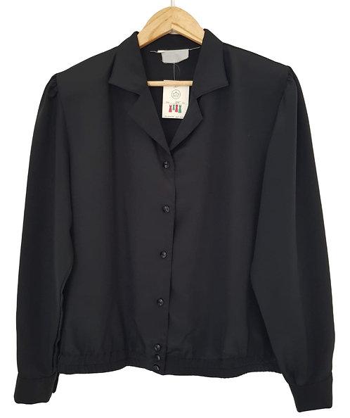 חולצת סאטן וינטג' XL I ALEXANDERS