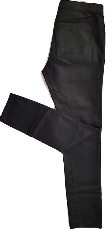טייץ ג'ינס מבריק M I  H&M