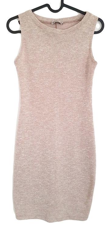 שמלת סריג דק צמודה XS I Studio Pasha