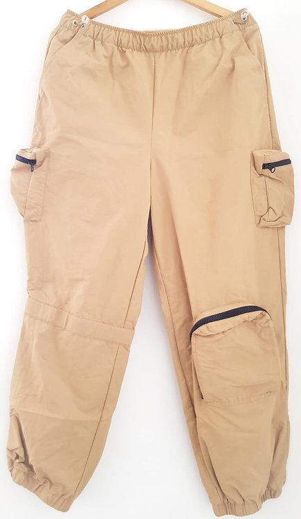 מכנסי ניילון דגמח L/XL I COLLUSION