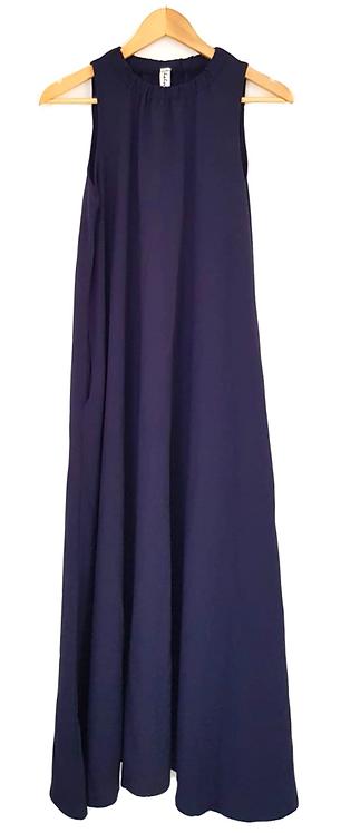 שמלת מקסי מלאת בד I M
