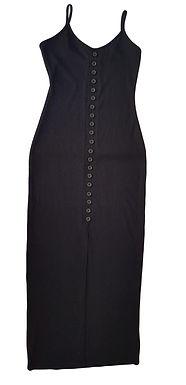 שמלת מקסי חתיכית M I streetwear society