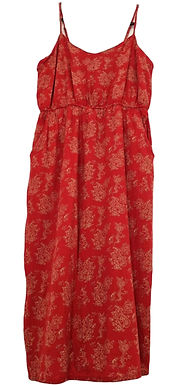 שמלה בסגנון בוהמייני משגעת! M   FOREVER21