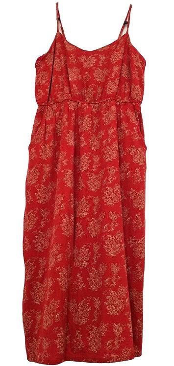 שמלה בסגנון בוהמייני משגעת! M | FOREVER21