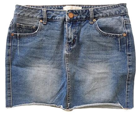 חצאית ג'ינס מיני בשיא המתיקות M/L I pieces