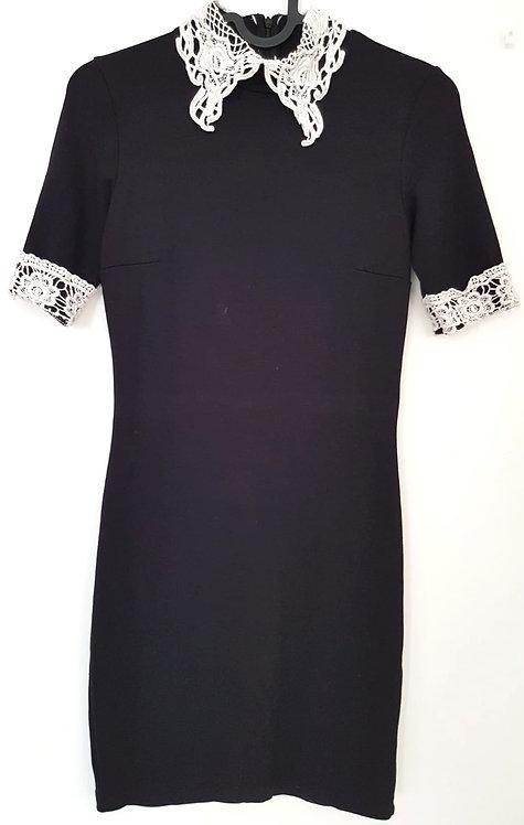 שמלת רטרו מיני מחטבת S I REVAMPED