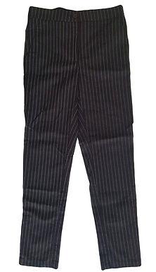 מכנסי צ'ינו מפוספסים S   CASTRO
