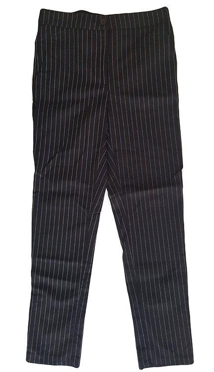 מכנסי צ'ינו מפוספסים S | CASTRO