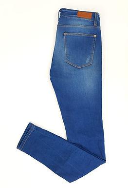 ג'ינס בגזרה נמוכה XS I ZARA
