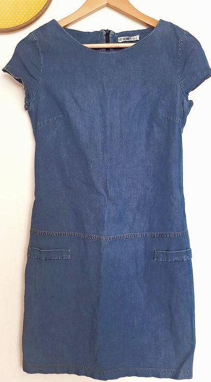 שמלת ג'ינס מתוקה S - ICE CUBE