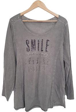 חולצת מעבר עם פייטים XL\XXL I ONOT