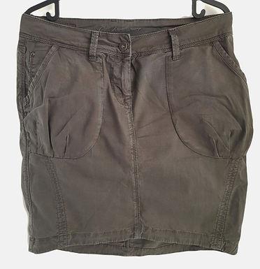 חצאית מיני צבאית M I COLIN'S