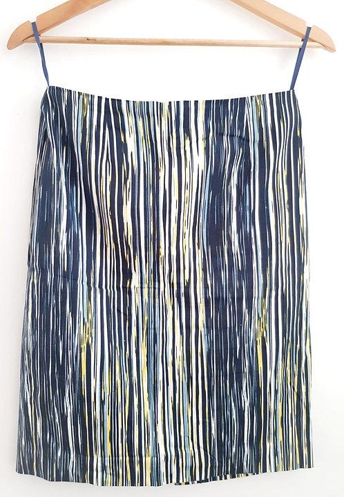 חצאית פסים אסימטריים M I RVL