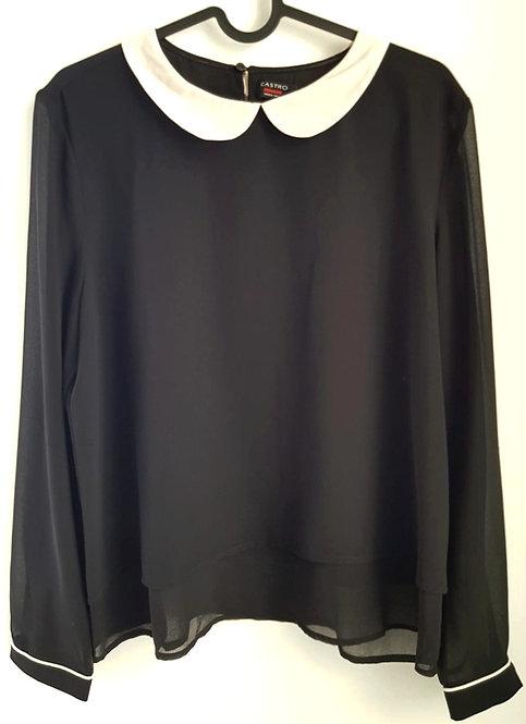 חולצת שיפון M I CASTRO