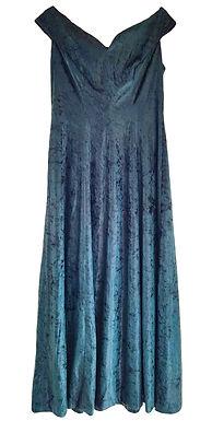 שמלת ערב קלוש הוט קוטור XL I
