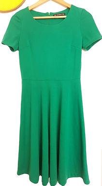 שמלה ירוק דשא S\M I Lucky Loaves