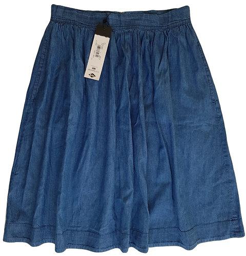 חצאית קלוש ג'ינס מידי  S | Lee Cooper