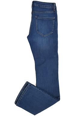 ג'ינס חתיכי! בגזרה מעט מתרחבת וגבוה S I FOREVER21