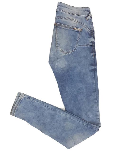 ג'ינס ווש מטריף S I MANGO