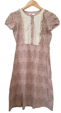 שמלת אדמה S I cameleon
