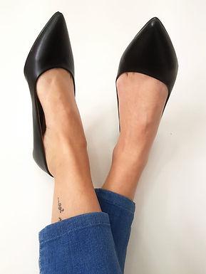 40 נעליים שחורות קלאסיות  LOREN I