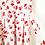 Thumbnail: שמלת רטרו פרחים אדומים S\M I מאיושה