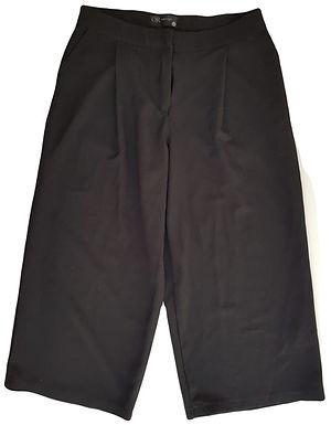 מכנסיים בגזרה גבוהה ומתרחבת XS | OR oakridge