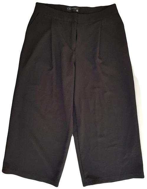 מכנסיים בגזרה גבוהה ומתרחבת XS   OR oakridge