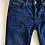 Thumbnail: ג'ינס בגזרה נמוכה ומתרחבת M I MANGO