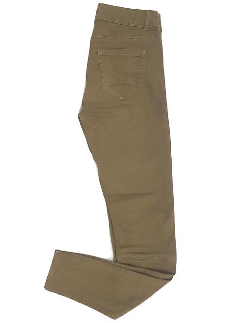 ג'ינס צבאי S I Bershka