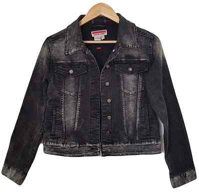 ג'קט ג'ינס בקו המותן M | CASTRO