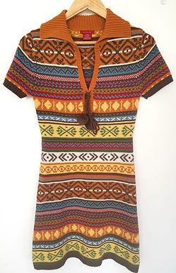 שמלת סריג XS I CASTRO