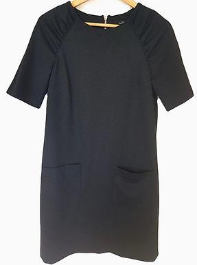 שמלה שחורה קלאסית M I NEXT TAILORING
