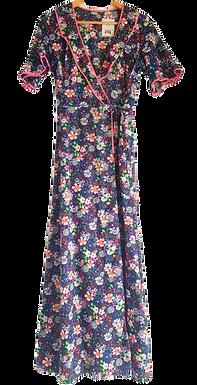 שמלת וינטג' מעטפה מקסי M I