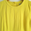 Thumbnail: שמלה מחויטת לימונית S I H&M