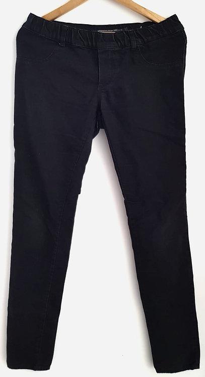 ג'ינס מותן גומי M I ZARA
