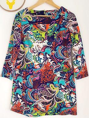 שמלת בוהו שיק XS/S I Yajieer