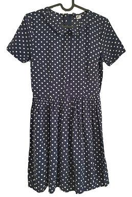 שמלת רטרו במתיקות מוגברת M I H&M